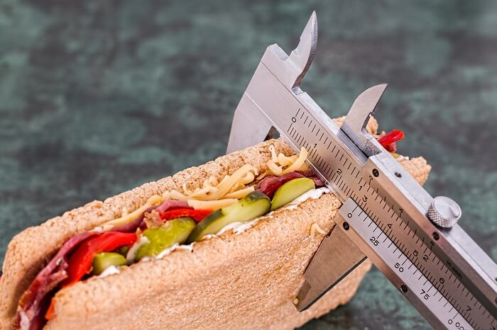 Intermittent Fasting for weight loss Sandwich